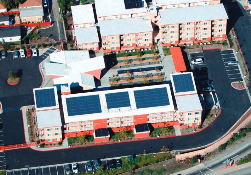 Minimizing Solar Risk with Energy Storage