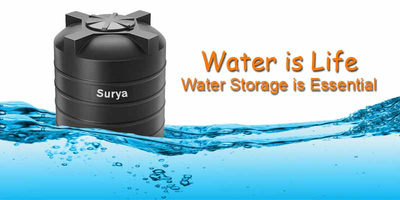 Why is Water Storage so important?